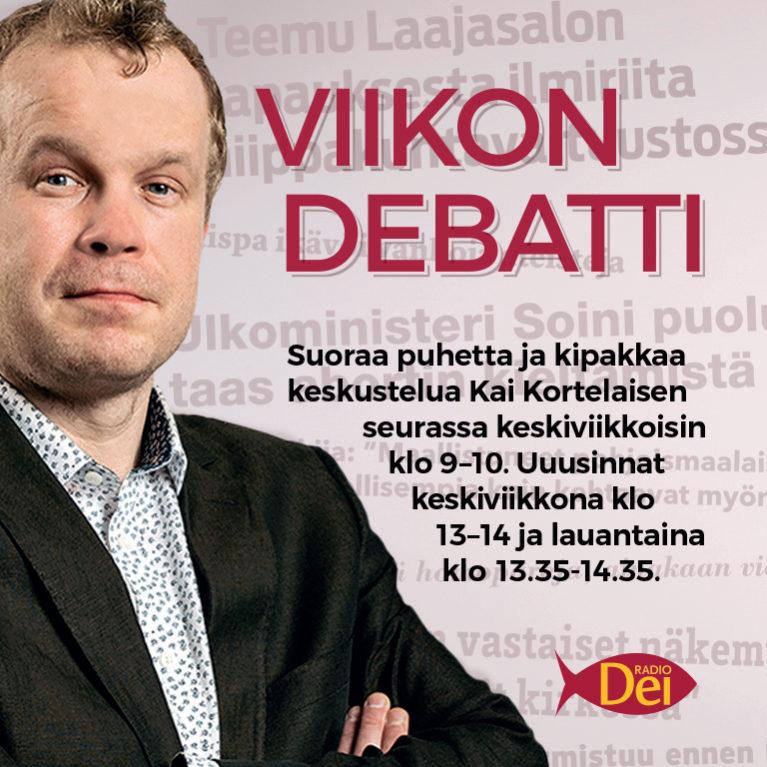 Viikon debatti