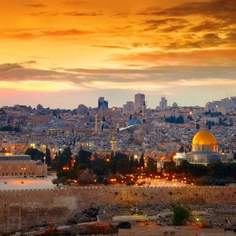 Israel Lehtimajanjuhlan aikaan 11.10 – 22.10.2019