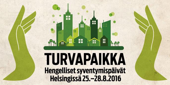 Suoraa lähetystä Hengellisiltä syventymispäiviltä Helsingistä