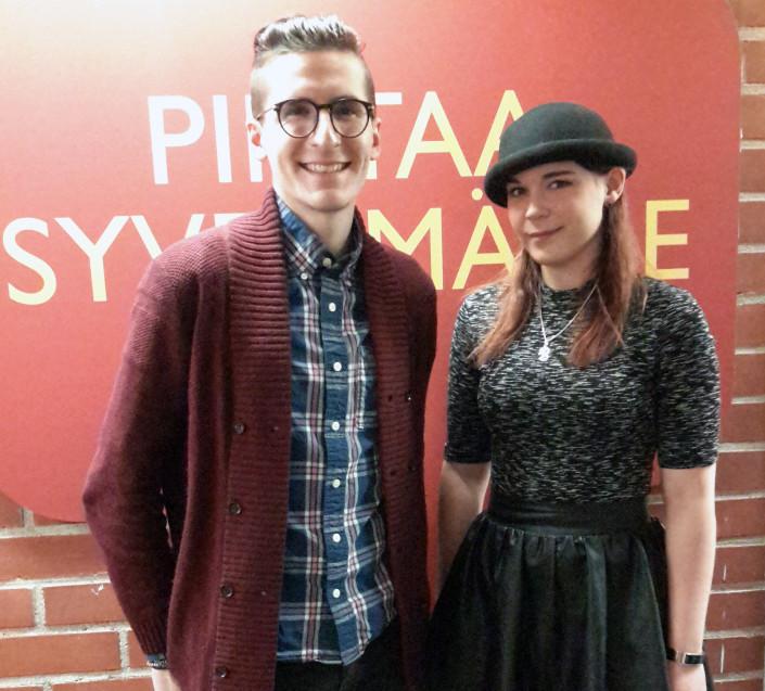 Sukupuolien roolittelu kuumensi tunteet Radio Dein studiossa