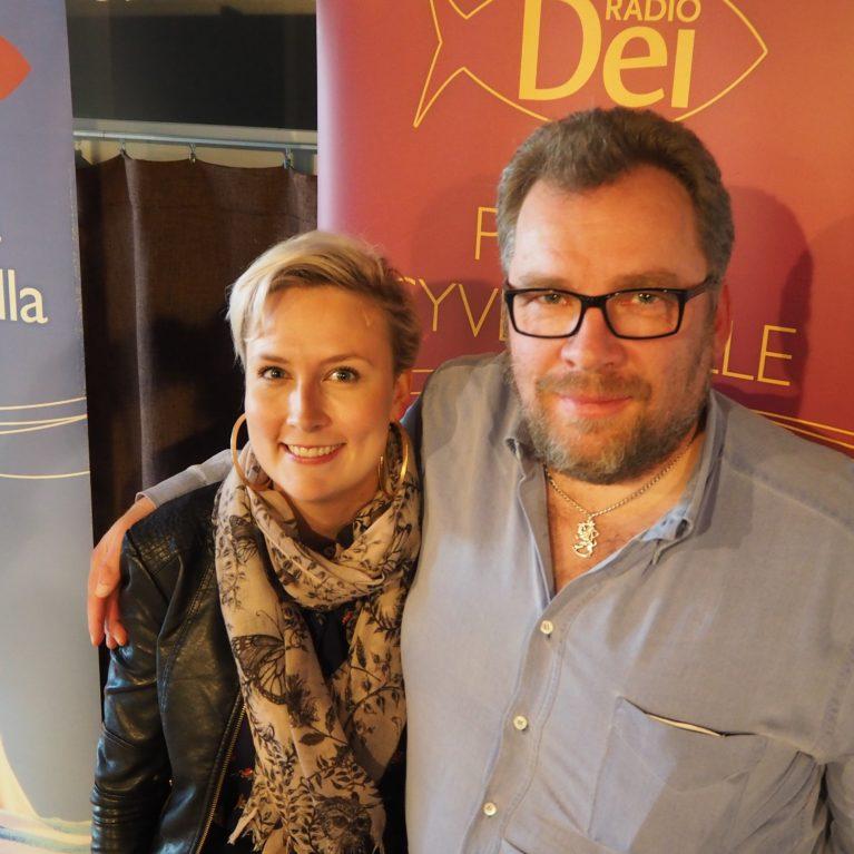 """Arto Merisalo Jipulle Radio Deissä: """"Suurin epäonnistumiseni on, etten ollut tyttärelleni isä"""""""