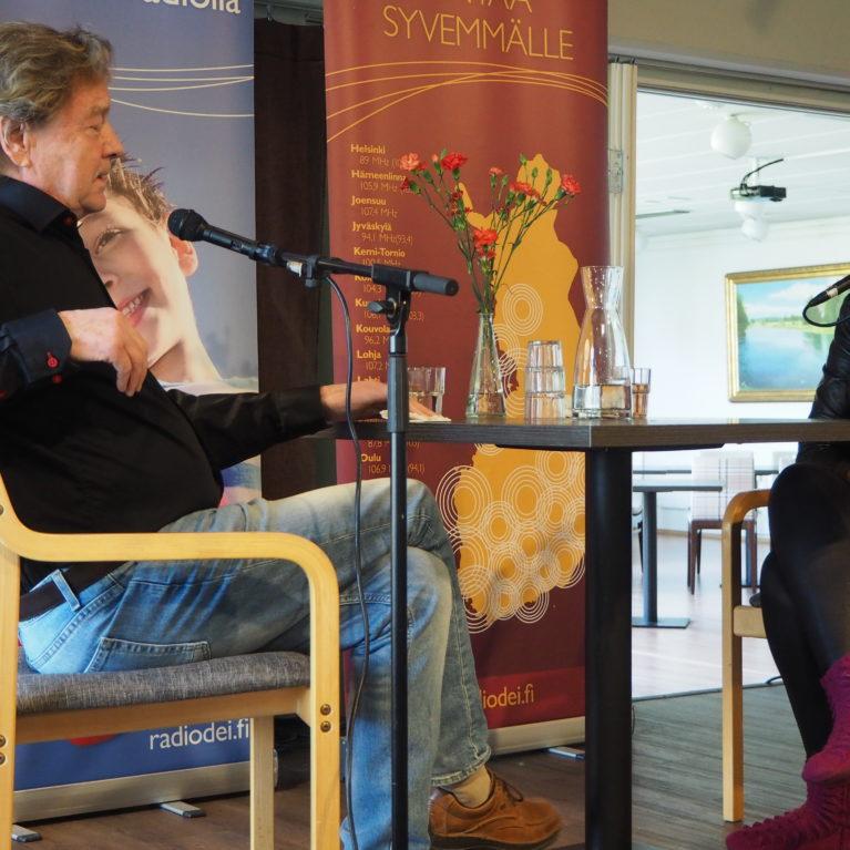 Jorma Elorinne: Yritin antaa lapsilleni turvallisuuden, mutta olin itse turvaton