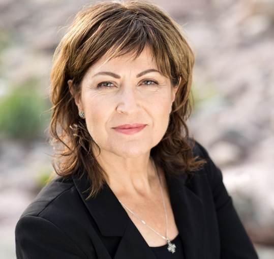 Laulaja ja evankelista Nina Åström ja Radio Dei Israelissa 27.2. -7.3.2017