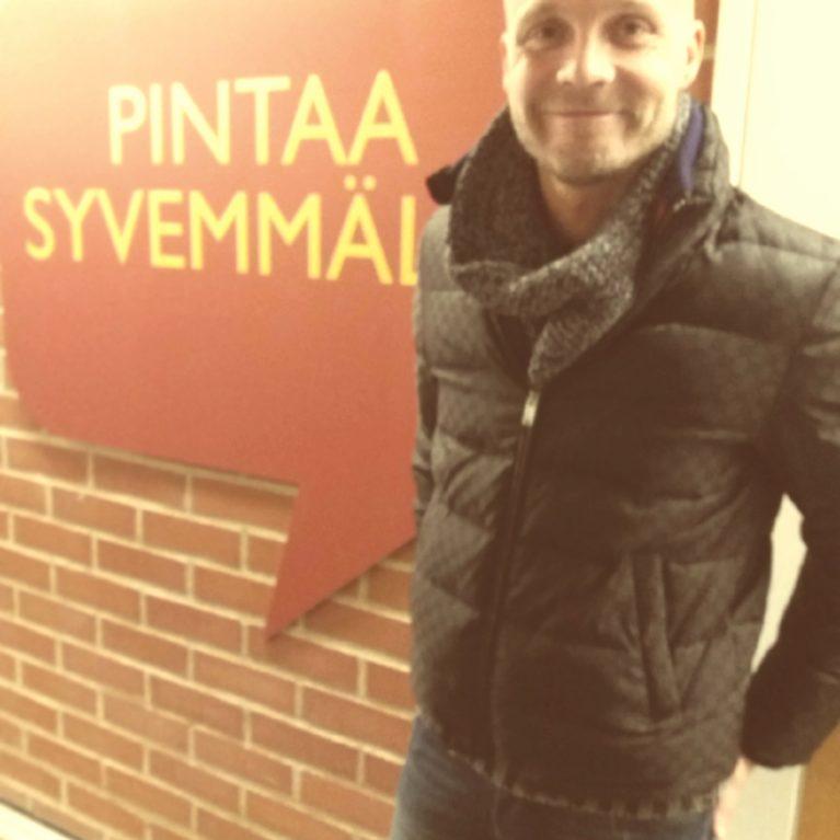 Rakastettu sanoo sen, mistä Juha Tapio on laulanut 15 vuotta (kuuntele)