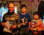 Perheitä yhdistämässä Venäjällä