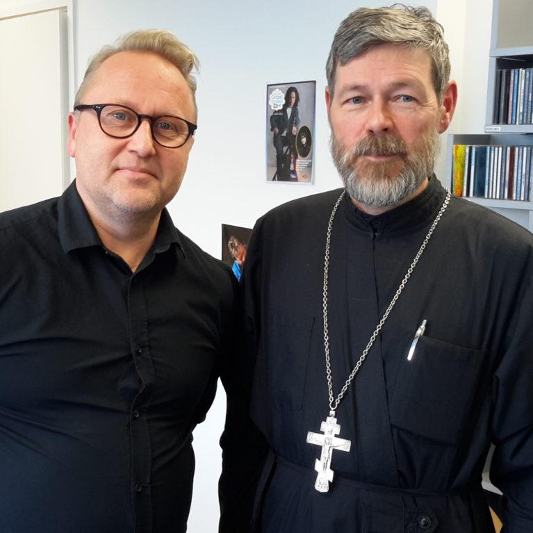 Kuuntele: Uskon asia kyselee Isä Mikolta ortodoksisesta teologiasta