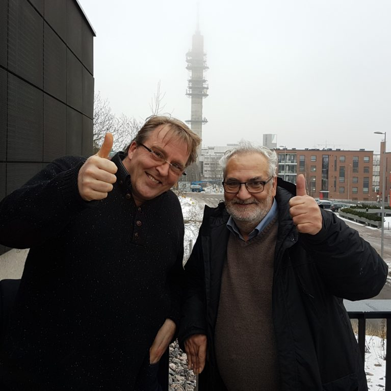 KUUNTELE – Joel Hallikainen: Rakkaus sai minut keskustelemaan Jumalan kanssa
