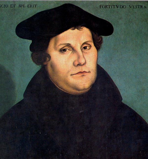 Luther puolusti evankeliumin ja ihmisen vapautta