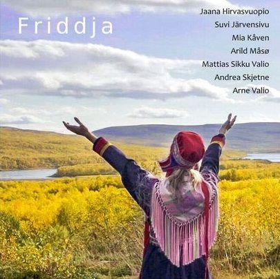 Viikon levy: Friddja