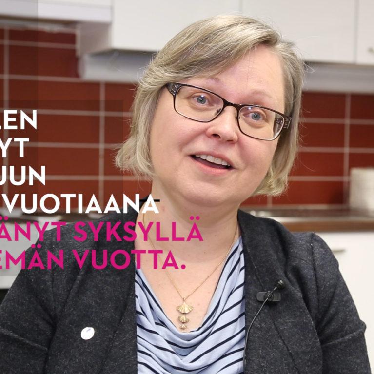 Minna Harmanen, miltä maistuvat Agricola-leivos ja lukutaito? – Katso video
