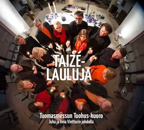 Viikon levy – Tuomasmessun Tuohus-kuoro:Taizé-lauluja