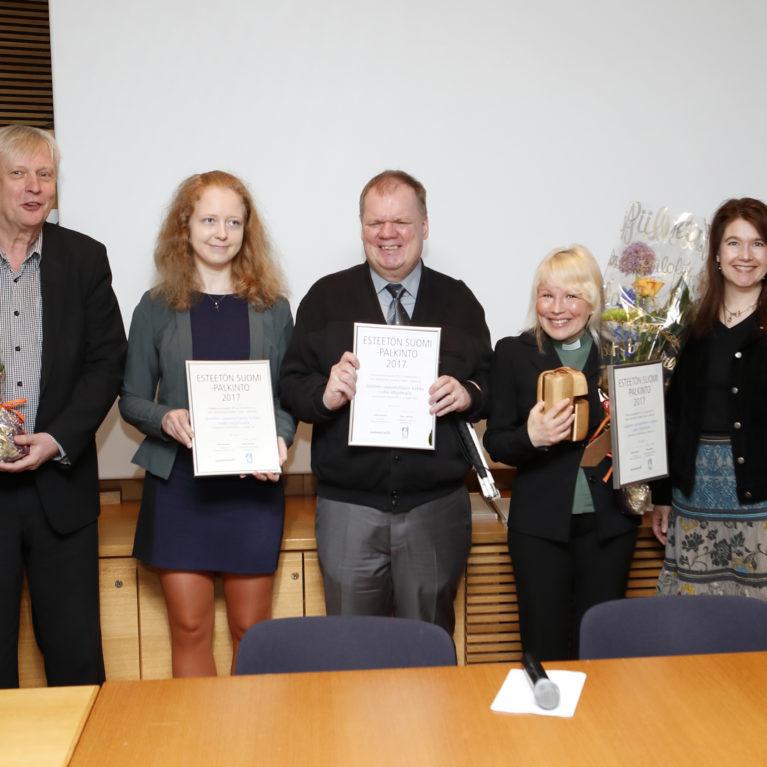 Esteetön Suomi -palkinto Suomen saavutettavin kirkko-ohjelmalle