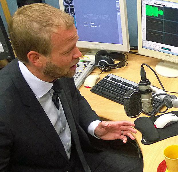 KUUNTELE: Piispaehdokas Teemu Laajasalo: Kirkon on saarnattava evankeliumia elämän kaikilla kanavilla