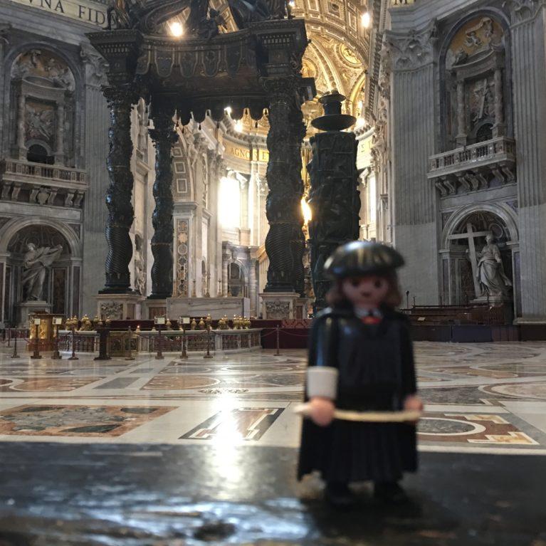 Tämän päivän luterilainen tunnistaisi Lutherin kotikirkon messun
