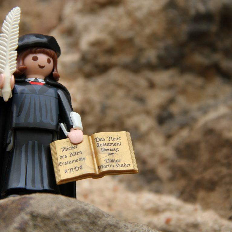 Luther ei ollut ensimmäinen Raamattua kansankielelle kääntänyt