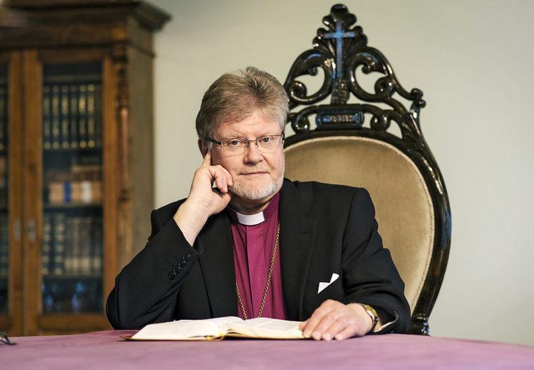 KUUNTELE: Suomen vanhoillislestadiolaisimman hiippakunnan piispa Samuel Salmi vastaa suorassa lähetyksessä