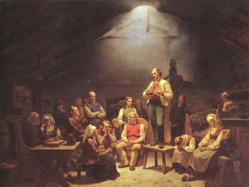 Pietismi syntyi vain 100 vuotta Lutherin jälkeen