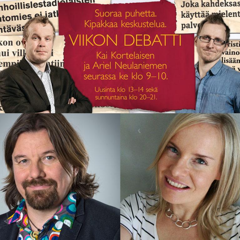 Viikon debatti avaa syyskautensa: Muuttiko Turun tragedia mitään?