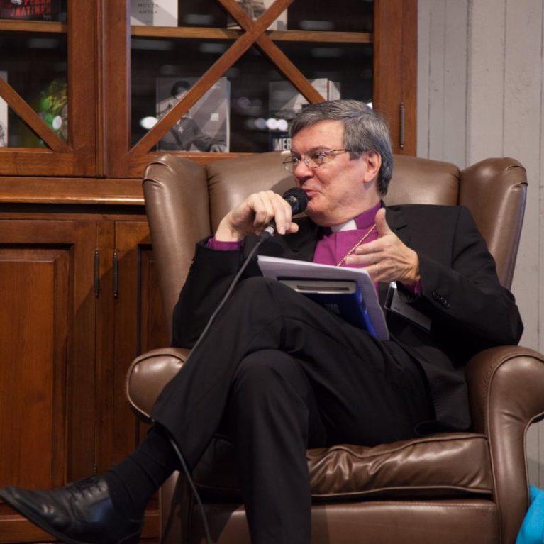Kaarlo Kalliala Piispan kyselytunnilla