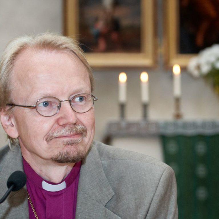 Arkkipiispa Kari Mäkinen: Suhde Jumalaan ei ole markkinasuhde