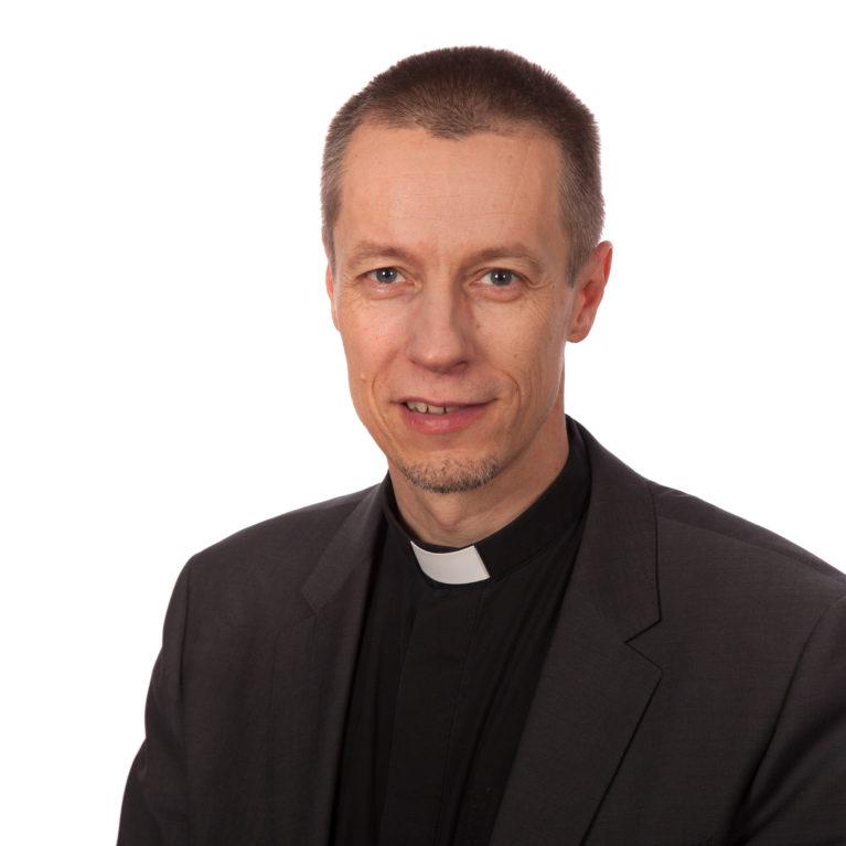 Ville Auvinen avaa arkkipiispatentit