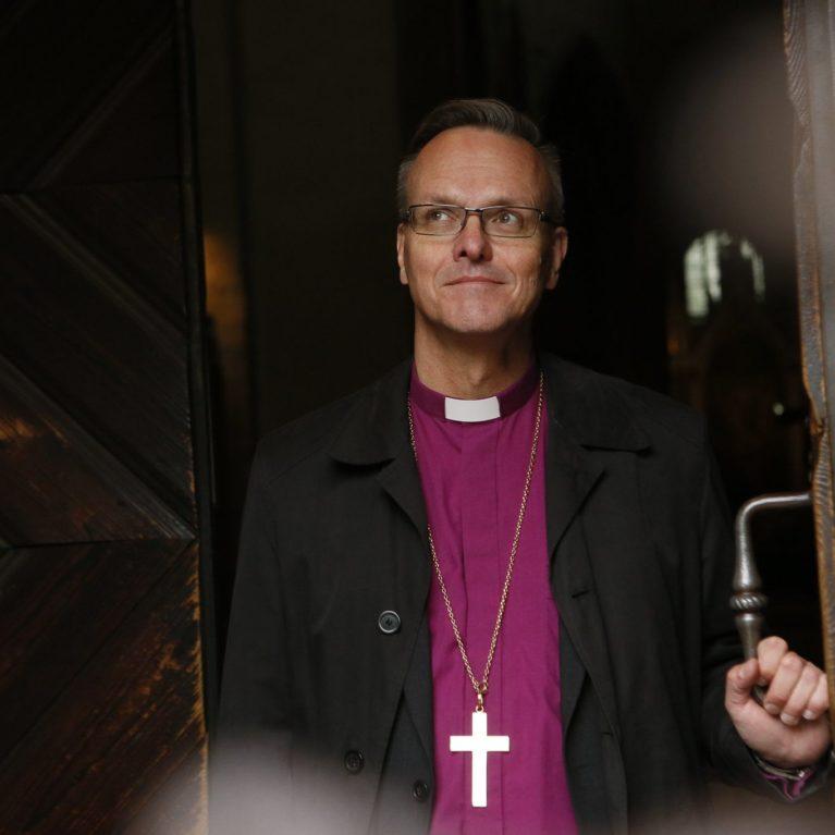 """KUUNTELE: Arkkipiispaksi valittu Tapio Luoma:  """"Haluan selkeästi pitää esillä sanomaa ylösnousseesta Kristuksesta"""""""