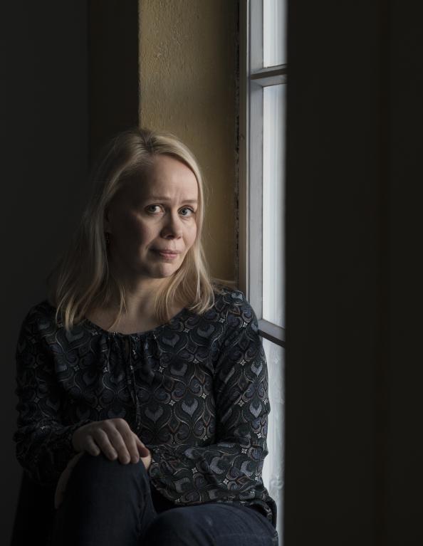 """Pauliina Rauhala avaa Tapani Ruokaselle """"uskossa viattomien"""" kokemuksia"""