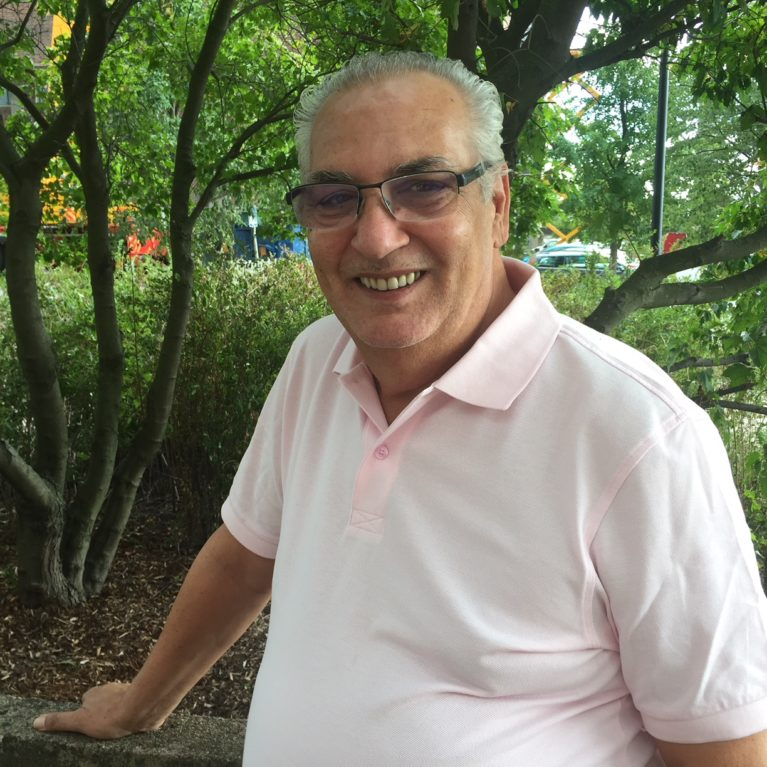 Rainer Frimanin 60-vuotishaastattelu Radio Dein Herätyksessä torstaina 25. elokuuta klo 9 alkaen