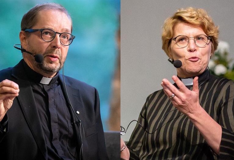 KUUNTELE: Kaisamari Hintikka ja Juhani Holma kohtaavat Radio Dein suorassa piispanvaalitentissä