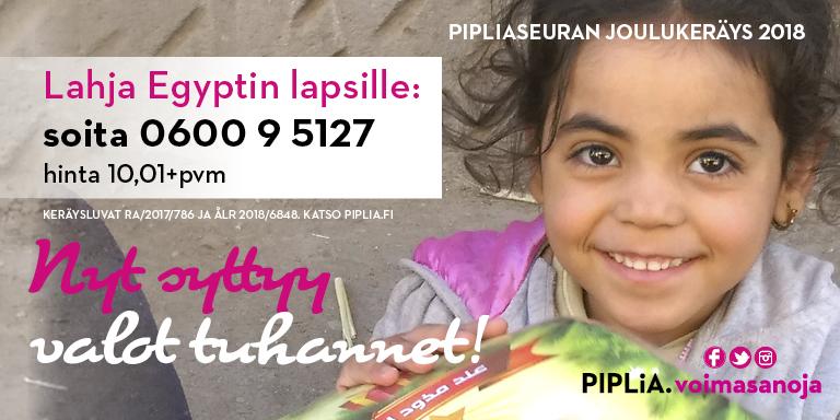 Pipliaseura 27.11-26.12.18