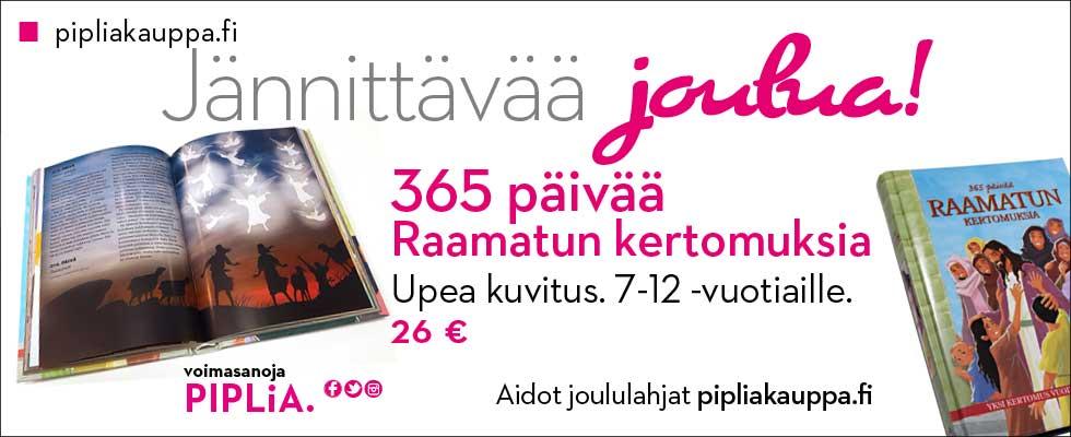 Pipliaseura korut yms.4.-18.12.