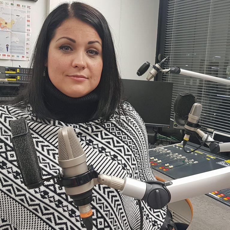 KUUNTELE: Blogisti Hanna Kivisalo reivasi roolit ja kasvoi aitouteen