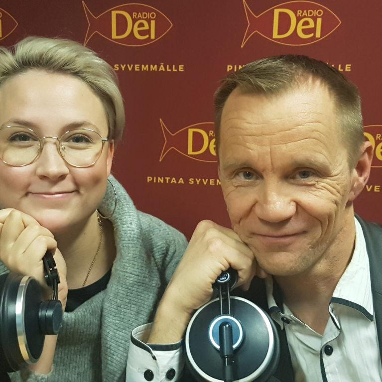 KUUNTELE: Mitä Mika Niikko vastasi ilmastomarssiin haluavalle tyttärelleen?