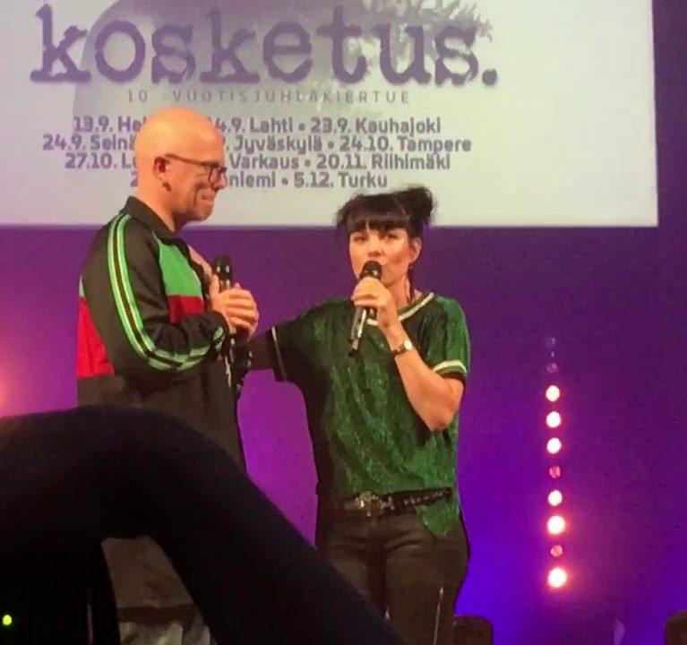 Apulanta-yhtyeen Toni Wirtanen avaa hengellistä etsintäänsä Laura Siltalan vieraana