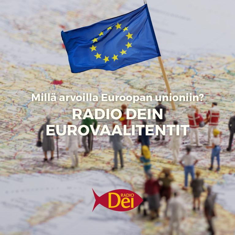 KUUNTELE: Radio Dein suorat eurovaalitentit