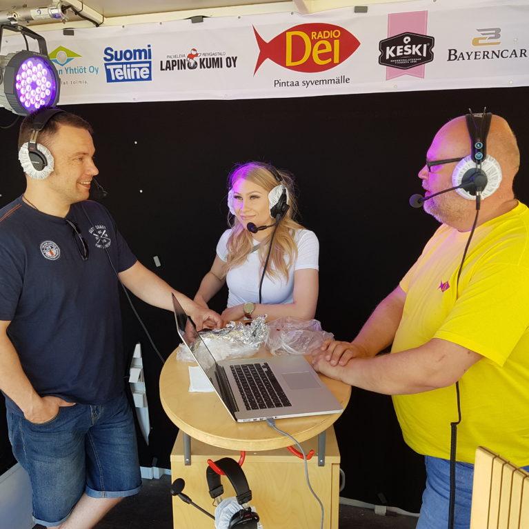 Herätys!-kesäkiertueen parhaat palat perjantaiaamuisin klo 9 – KUUNTELE TÄÄLTÄ