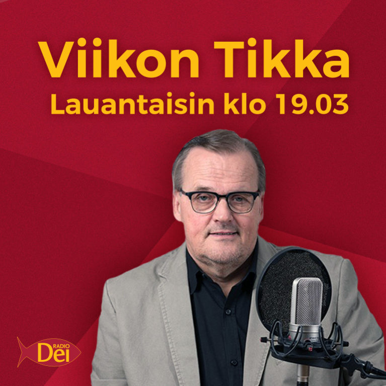 Viikon Tikka – kuuntele podcast