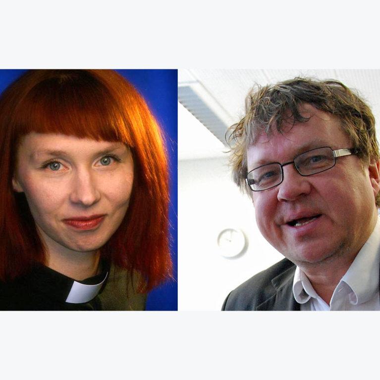 Vihapostia lapioinut Marjaana Toiviainen ja Twitterin upottanut Pekka Sauri ruotivat somen syvintä olemusta