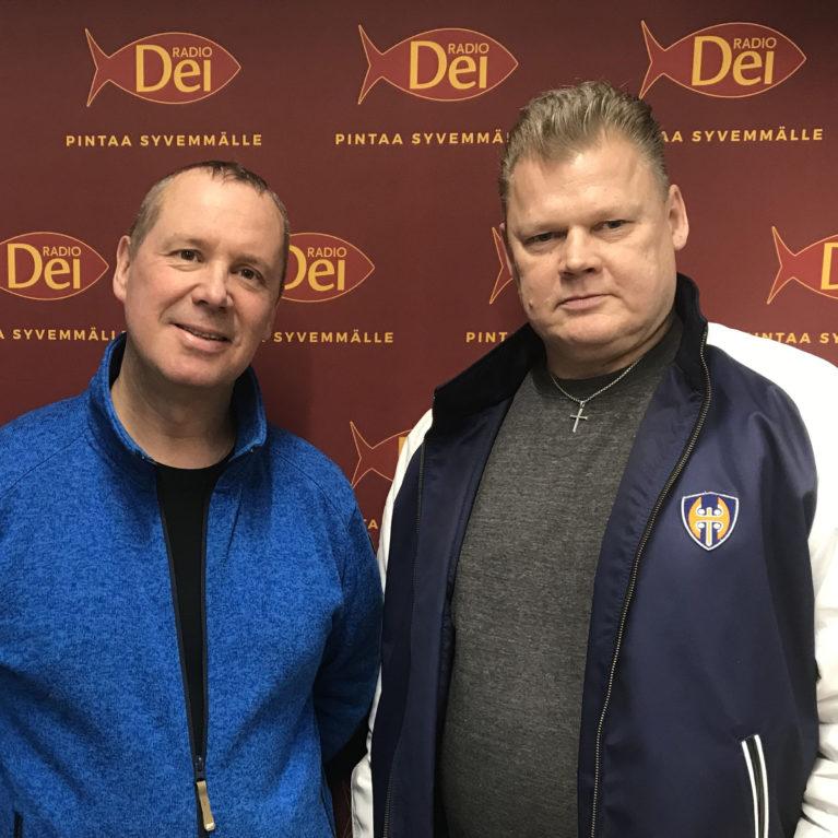 """Lauri """"Late"""" Johanssonille oma ohjelmasarja Radio Deihin"""
