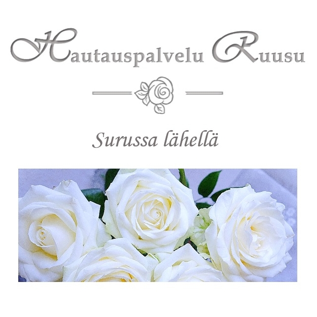 KUUNTELE: Viikon suomalainen yritys – Hautauspalvelu Ruusu Oy