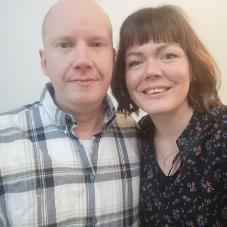 KUUNTELE: Kutsu vapauteen – Johanna ja Jouni Bäckman