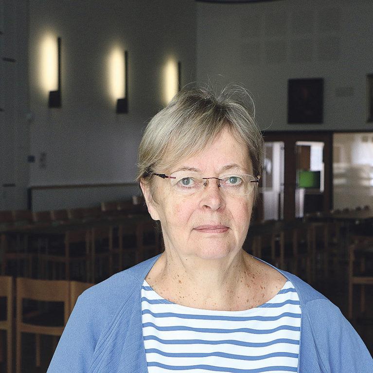 """Liisa Jaakonsaari: """"Joku voi kysyä, miten Jumala sallii koronan. Vastaus siihen on, että ihminenhän sen on sallinut"""""""