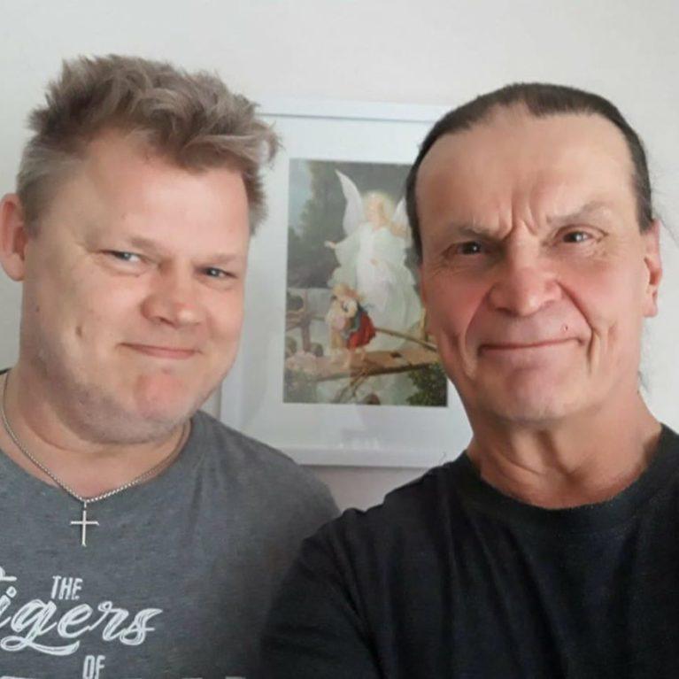 KUUNTELE: Keijo Häkkinen kulkee tukea tarvitsevien rinnalla