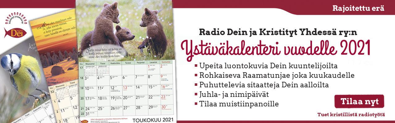 Radio Dein ystäväkalenteri
