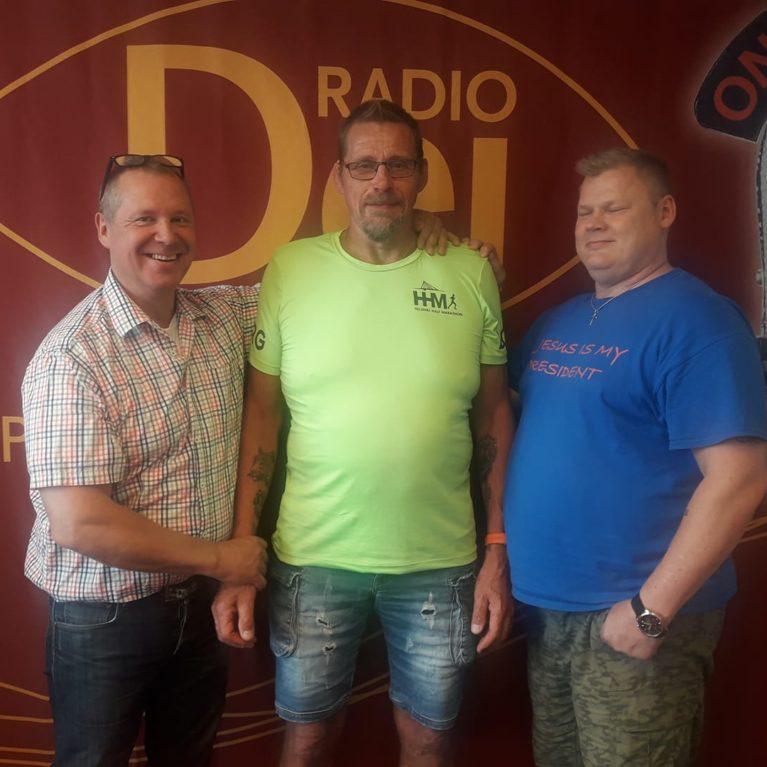KUUNTELE: Timo Räihä – Painimatolta politiikkaan