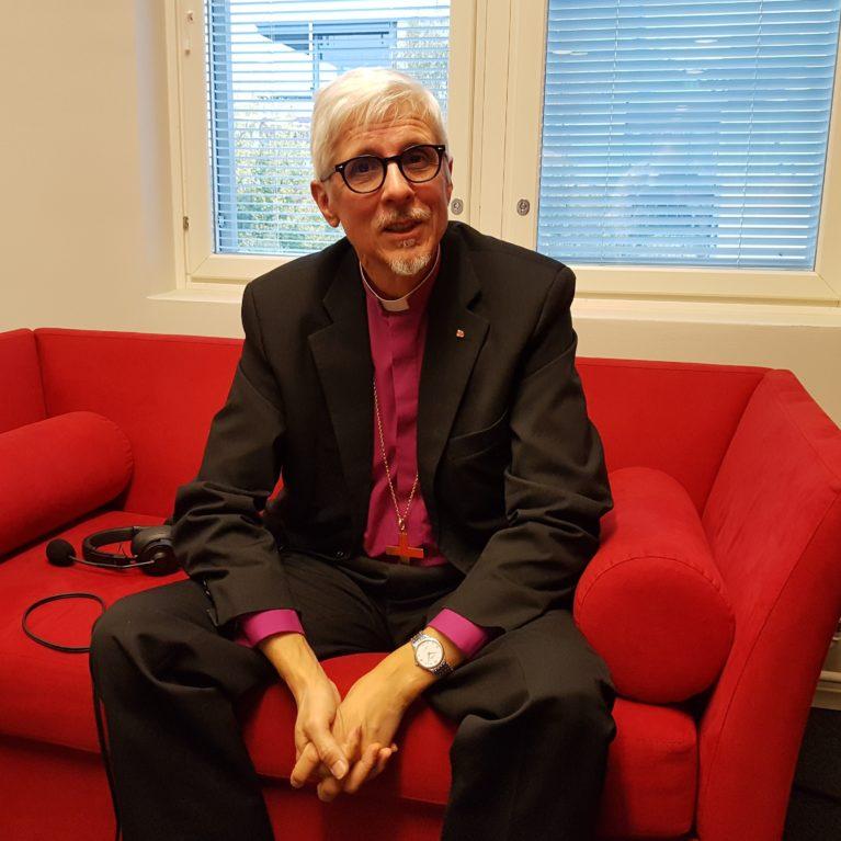 KUUNTELE: Matti Repo kommentoi mieluummin Piispan kyselytunnilla kuin somessa
