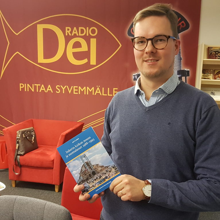 KUUNTELE Antti Luoma tutki suomalaisten vaikutusta Inkerin kirkon nousuun