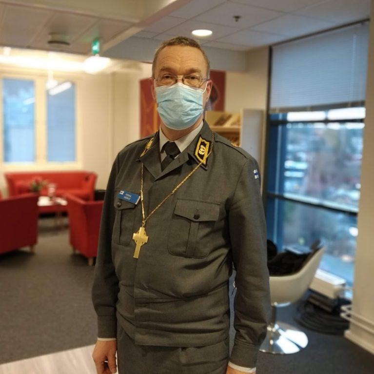 KUUNTELE: Piispan kyselytunnilla Pekka Särkiö