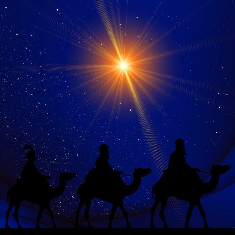 Kohti Betlehemiä – kuunnelmallinen opetussarja joulun tapahtumista