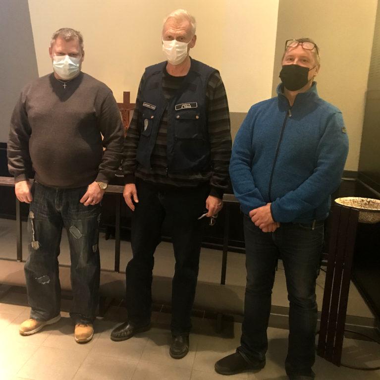 Radio Dei seuraa vankien joulua Kylmäkosken muurien sisäpuolella